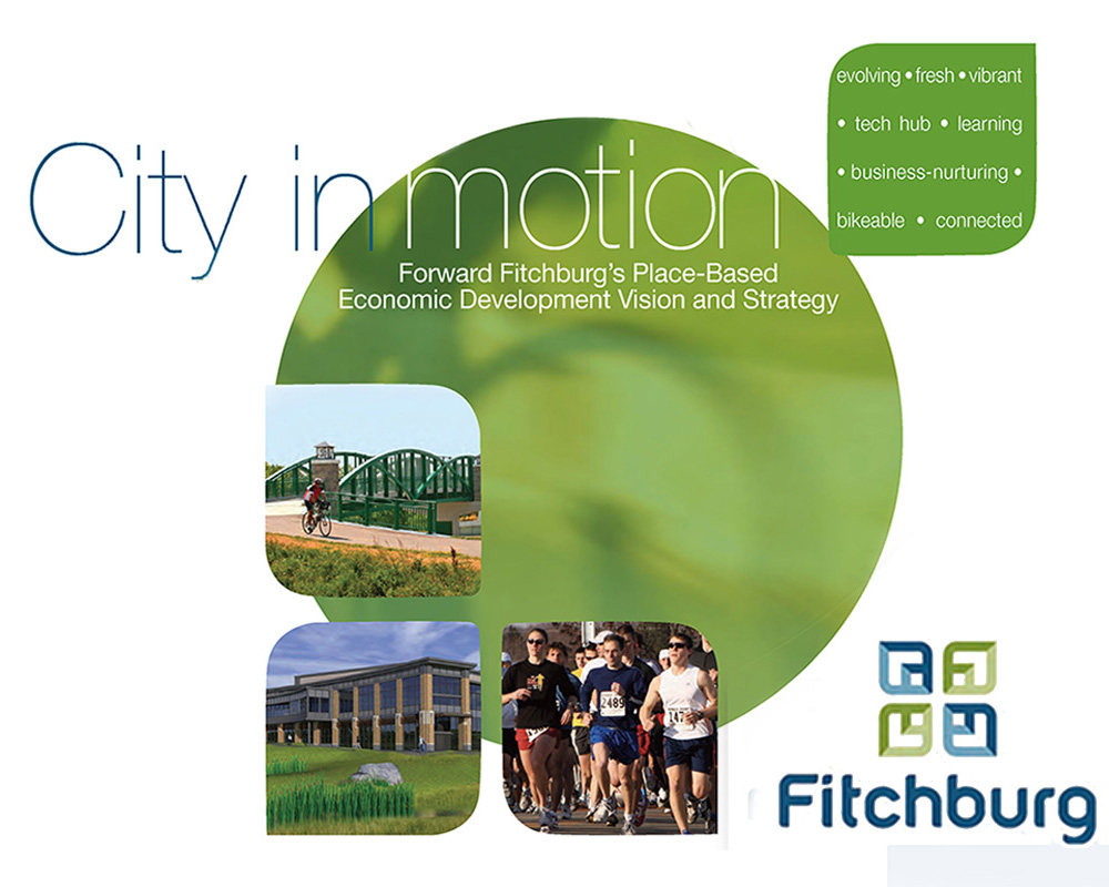 Fitchburg City in Motion Economic Strategy_